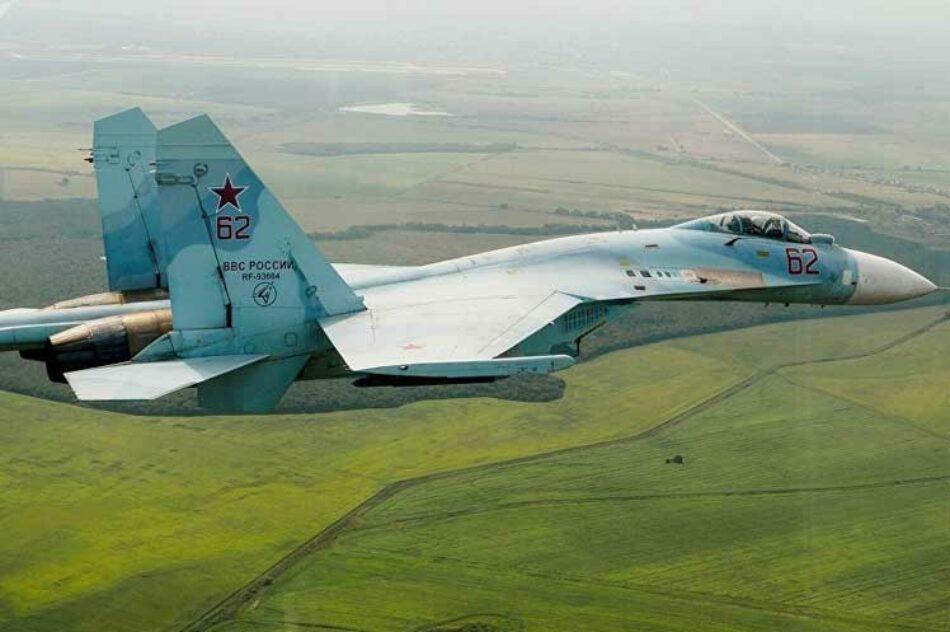 Caza ruso intercepta a avión espía estadounidense en mar Báltico
