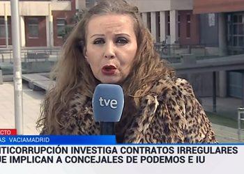 La Justicia obliga a TVE a rectificar una información falsa sobre «contratos irregulares que implicaban a concejales de IU y Podemos» en Rivas