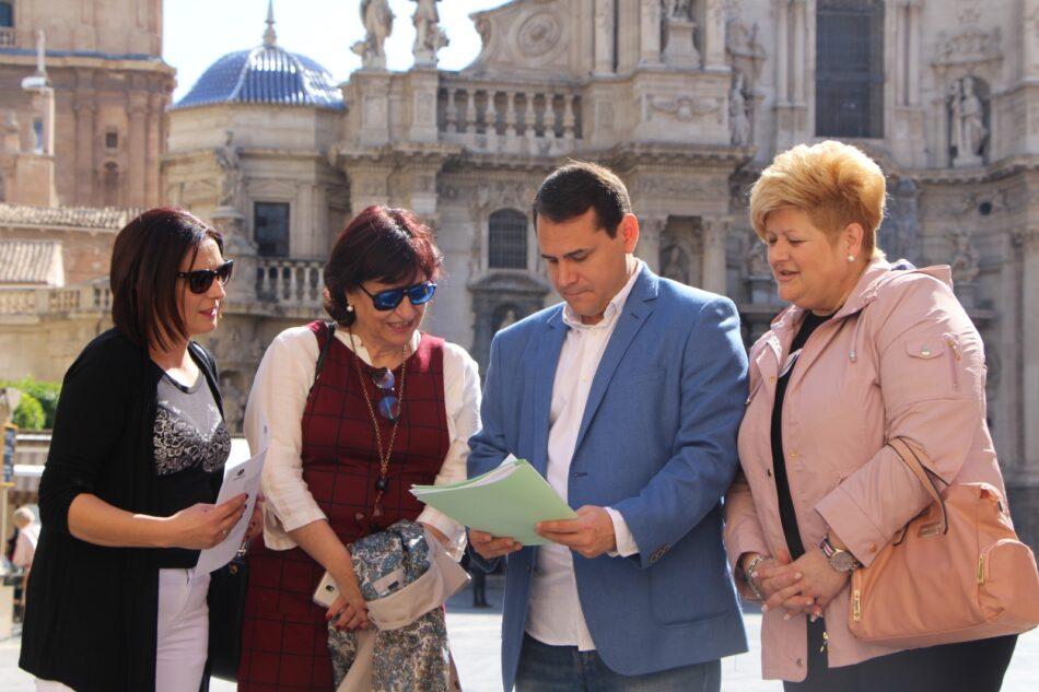 """Cambiemos Murcia denuncia """"nuevos incumplimientos"""" de Ferrovial en la limpieza de colegios"""