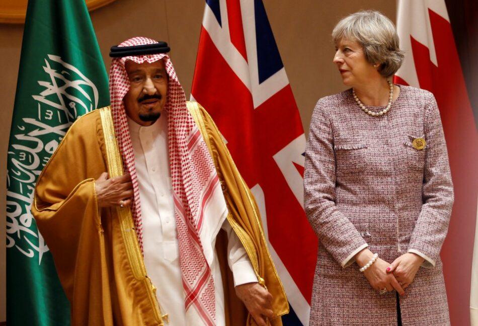 Jueces británicos apelan contra decisión de venta de armas a Riad