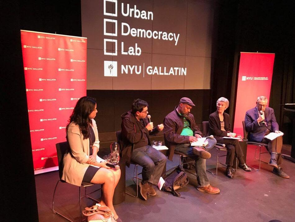 Barcelona, Nova York i Jackson reivindiquen la necessitat de teixir una xarxa de Ciutats Sense Por per canviar l'agenda global