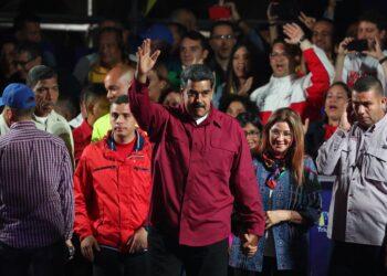 El PCE felicita al pueblo venezolano por resistir a las injerencias imperialistas y reelegir a Nicolás Maduro para continuar la Revolución Bolivariana