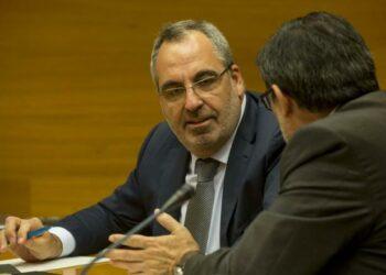 IU requiere al juez de los 'Papeles de Bárcenas' que investigue también a Vicente Cotino, miembro del clan valenciano vinculado al PP e implicado en la trama de corrupción de Zaplana