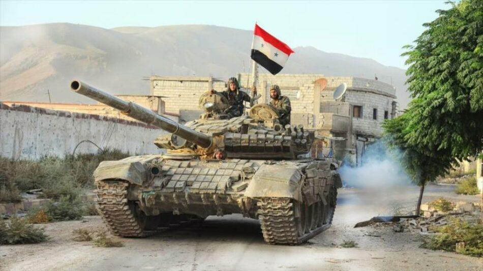Siria lanza una ofensiva a gran escala en el sur del país y avanza ante los últimos reductos de Daesh
