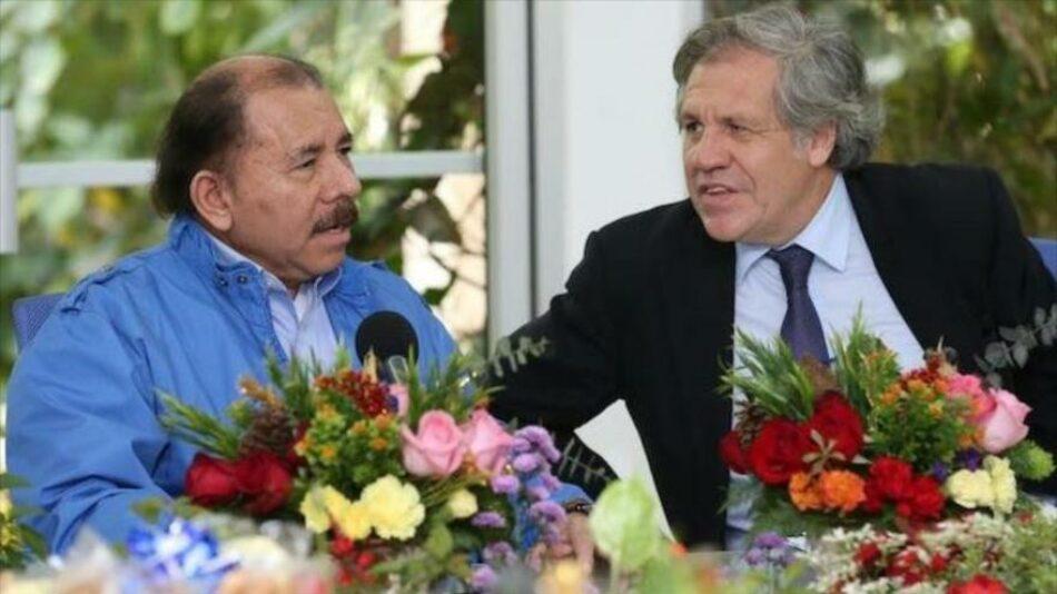 Nicaragua acuerda con OEA calendario para reforma electoral