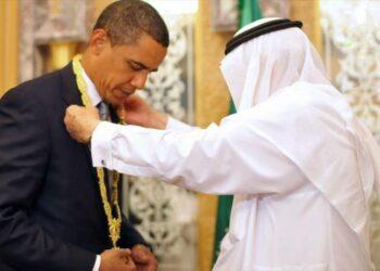 Arabia Saudí le dio maletas llenas de joyas a asesores de Obama