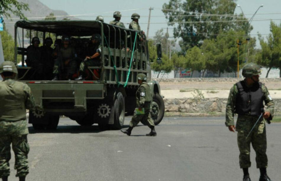 México. Chihuahua: denuncian ante la CIDH a militares por crímenes de Lesa Humanidad