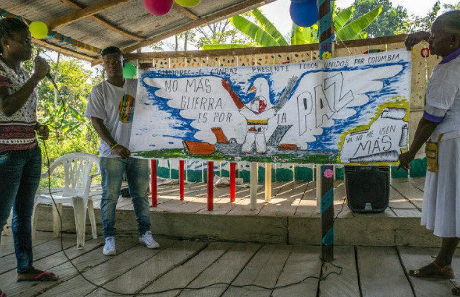 Colombia. ¿Cómo proteger a los líderes sociales y defensores de DDHH?