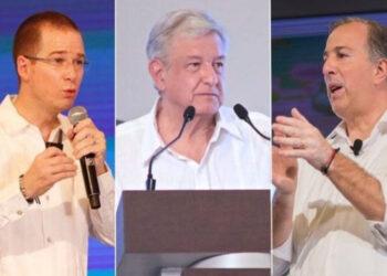 Cierra campaña electoral mexicana, candidatos a último banderazo