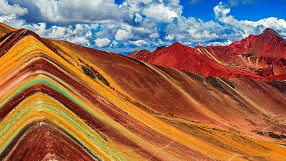 Perú. Montaña de Siete Colores, concesionada a minera canadiense