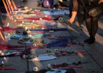 México. Mayo pasado fue récord en asesinatos desde 1997