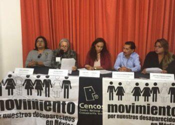 México. Desaparecid@s: familiares lograron comprometer a tres candidatos a resolver la situación