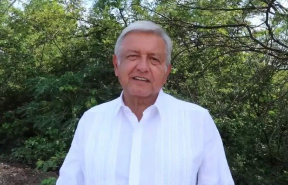 """México. López Obrador: """"Deseo que esta sea mi última campaña"""""""