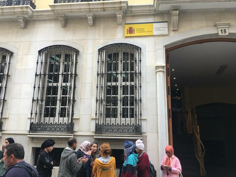 Temporeras marroquíes denucian abusos, maltrato e impago por parte de la empresa Donaña 1998 en Huelva
