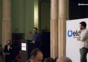 Andrés Gil, redactor jefe de política de eldiario.es, propuesto para dirigir RTVE