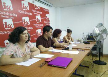 IU CyL elige sus delegados/as para la Asamblea Federal de Nuevo Modelo Organizativo y Estatutos
