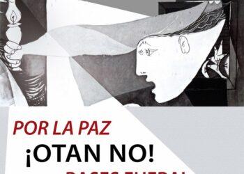 """Por la Paz. ¡OTAN no, Bases Fuera! Organizaciones sociales promueven a campaña """"Make Peace Great Again"""""""