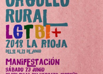 Agenda Cultural Orgullo Rural LGTBI+ La Rioja