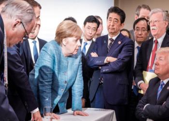La cumbre del G-7 concluye con un desencuentro entre EEUU y Canadá