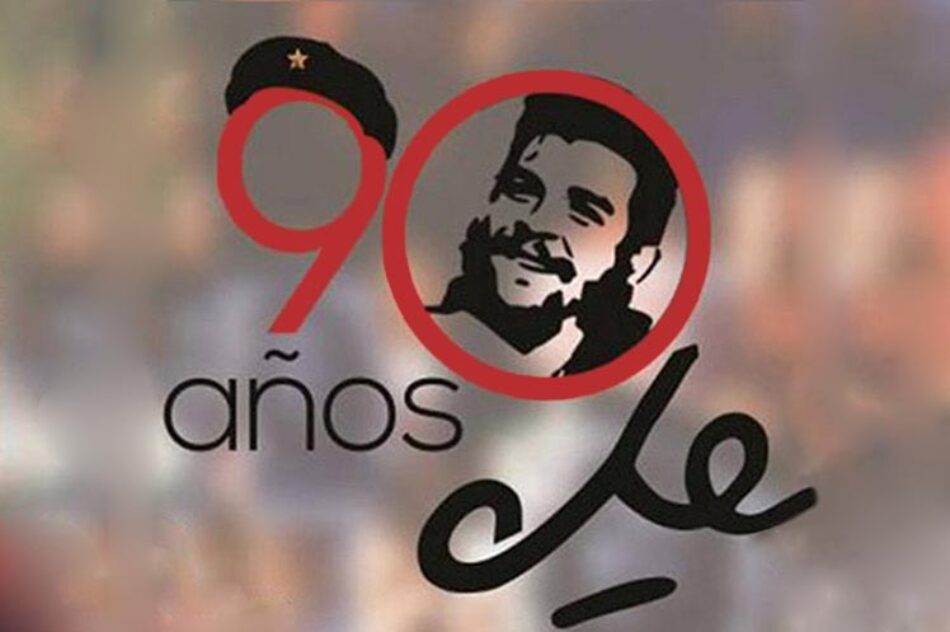 A 90 años de su nacimiento, el Che palpita en Rosario