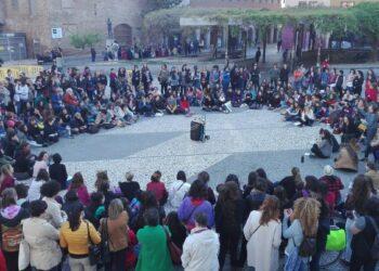 Organizaciones feministas presentan una propuesta de plan de actuación sobre violencia sexual en Madrid