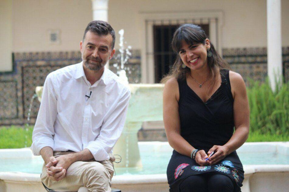 IU, Podemos y otras organizaciones políticas y sociales confluyen en «Adelante Andalucía»