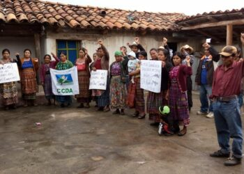 Organizaciones de derechos humanos denuncian la persecución y asesinato de activistas en Guatemala