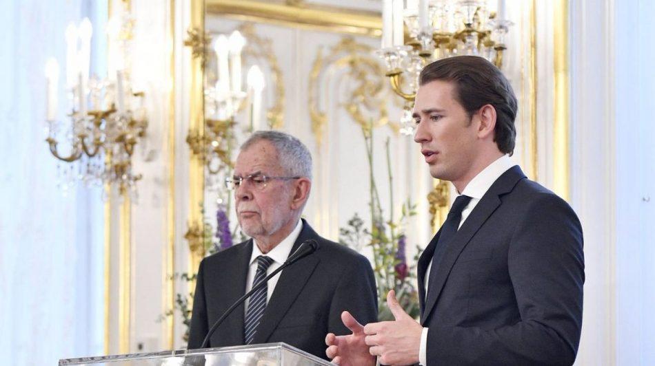La revelación de una trama de espionaje a gran escala a Austria sacude al gobierno alemán