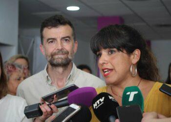 El Consejo Ciudadano Autonómico avala el reglamento de primarias propuesto por Teresa Rodríguez