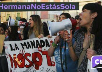 """CNT llama a revelarse contra el """"Estado patriarcal y sus tribunales de injusticia"""""""