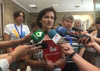 IU plantea una ley para erradicar la prostitución a través de la triple vía de elevar las penas a los proxenetas, multar a los 'clientes-prostituidores' y mejorar la comunicación