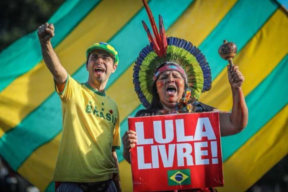 La justicia brasileña archiva un recurso de los abogados de Lula para concederle la libertad condicional