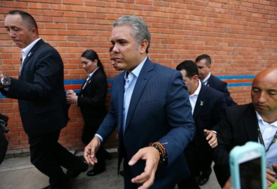 Candidato del uribismo Iván Duque es el nuevo presidente de Colombia