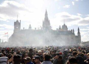 Canadá legaliza uso recreativo de la marihuana