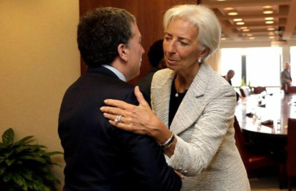 Argentina vuelve al FMI. Se concretó el préstamo con condiciones de ajustes a fondo