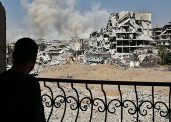 El reto de la paz en Siria