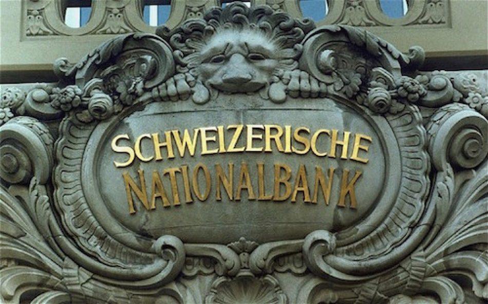 Suiza decide hoy en referéndum vinculante suprimir el privilegio de la creación de dinero de la banca