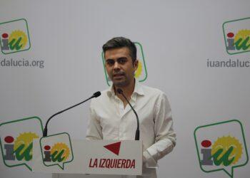 IU destaca que el acuerdo andaluz con Podemos da «seguridad y confianza» a sus asambleas locales y grupos municipales