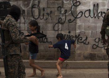 CEAR reclama el derecho de asilo para las víctimas de maras