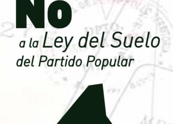 Colectivos vecinales, ecologistas, sindicatos y partidos políticos piden la paralización de la nueva Ley del Suelo de la Comunidad de Madrid