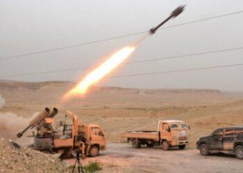 Ofensiva del Ejército sirio y Hezbolá contra el Daesh en la región desértica de Homs