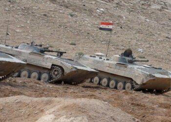 Ejército sirio y aviación rusa frustran un ataque contra Palmira de terroristas procedentes de la base estadounidense de Al Tanf