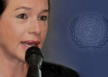 Sin el aval de Washington. María Fernanda Espinosa presidirá Asamblea General de la ONU