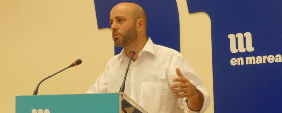 En Marea alerta da paralización dos xulgados de violencia de xénero debido á ausencia de substitutos para o verán