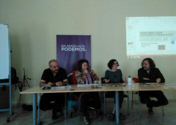 Podemos Andalucía propone impulsar por ley los comedores públicos ecológicos