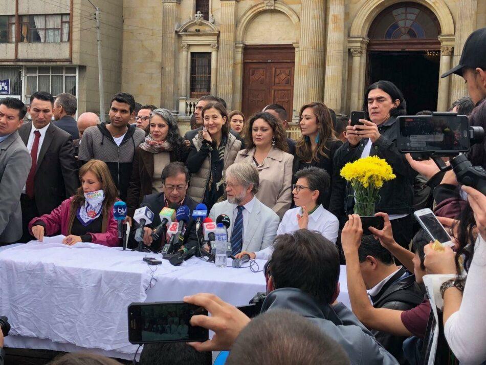 Crecen los apoyos a Gustavo Petro a una semana de las elecciones presidenciales en Colombia