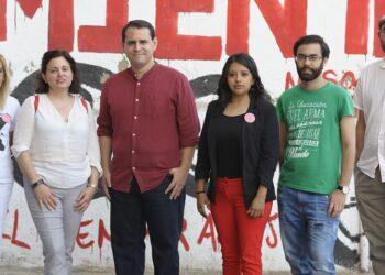 Proyecto Común, candidatura a las primarias de IU Murcia para buscar la unidad municipal de las fuerzas del cambio