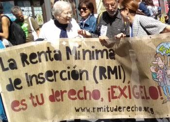 Convocan movilización en protesta por la gestión restrictiva y arbitraria de la Renta Mínima de Inserción (RMI) impuesta por los gobiernos de Cifuentes/Garrido