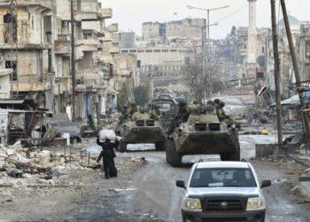 Denuncia Al-Assad guerra impuesta contra Siria desde el exterior