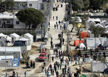 APDHA denuncia  la grave situación de las personas refugiadas que se encuentran en la isla de Lesbos y exige una urgente solución a la Unión europea